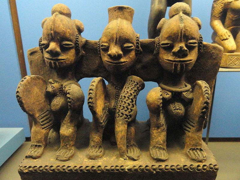 Alusi Ifejioku - The balance of femininity and masculinity of deities and shrines