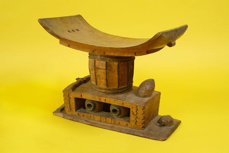 Ashante Queen mother's stool