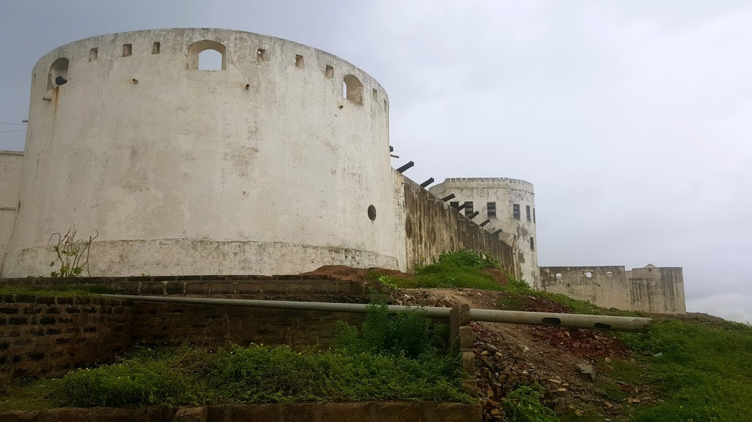 Cape Coast Castle, taken by Eric Nana Kesse, 2017