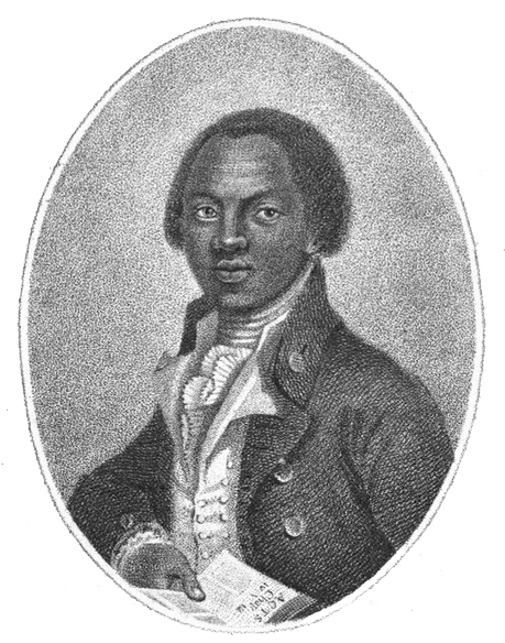 Portrait of abolotionist Olaudah_Equiano, by Daniel Orme (2016)
